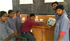 Optical communication lab